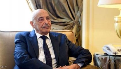 عقيلة صالح يدعو لعقد جلسة البرلمان في سرت: الميليشيات تسيطر على طرابلس
