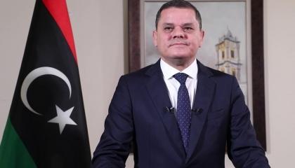 حكومة الدبيبة تؤدي اليمين الدستورية في طبرق الليبية