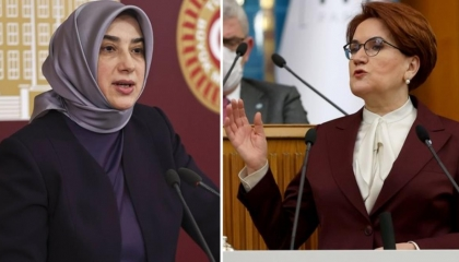المرأة الحديدية تهاجم نائبة بحزب أردوغان بررت التفتيش العاري: وقحة ولا تخجل