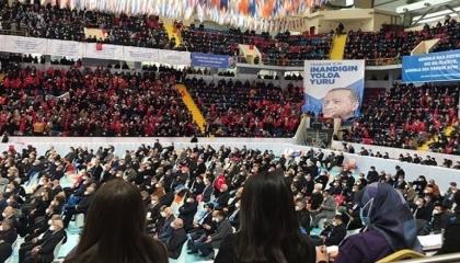 أردوغان يصر على مؤتمرات حزبه ويطالب الشعب بالامتثال لتدابير كورونا