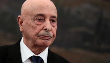 رئيس مجلس النواب الليبي يصل المملكة المغربية