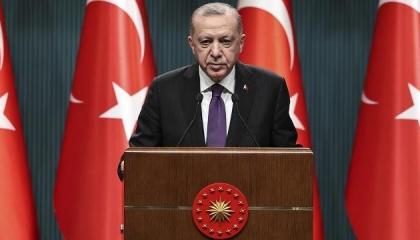 أردوغان: نسعى لجعل تركيا ضمن أقوى 10 اقتصادات في 2023