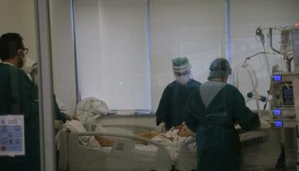 وزارة الصحة التركية تسجل 9103 حالات كورونا جديدة.. و71 وفاة بالفيروس