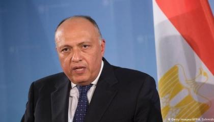 مصر تؤكد تضامنها الكامل مع الشقيقة السعودية ضد الحوثيين