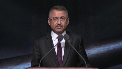 نائب الرئيس التركي: المعارضة تخشى ضياع سلطتها الغائبة