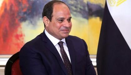 في حفل مبهر.. السيسي يستقبل موكب المومياوات المصرية بمتحف الحضارة