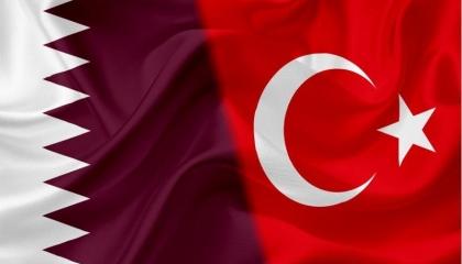 تركيا تعلن انطلاق مناورات عسكرية مشتركة مع قطر.. غدا الثلاثاء