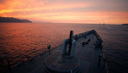 الجوية الأمريكية تشارك القوات اليونانية في مناورات لحفظ الأمن بالمتوسط