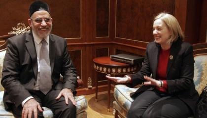 مفاجأة..مسؤول سعودي: السفيرة الأمريكية أنقذت الإخوان بعد خسارة انتخابات2012