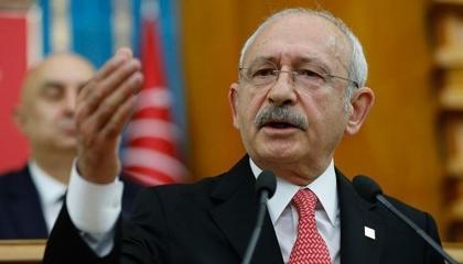 زعيم المعارضة التركية يتهم أردوغان: أنت المسؤول عن إهدار 128 مليار دولار