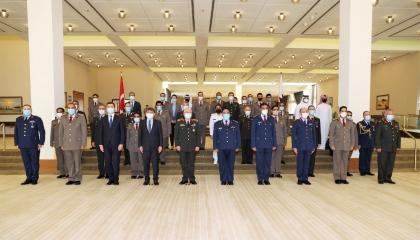 توقيع اتفاقيات تعاون عسكري ثنائية بين قطر وتركيا