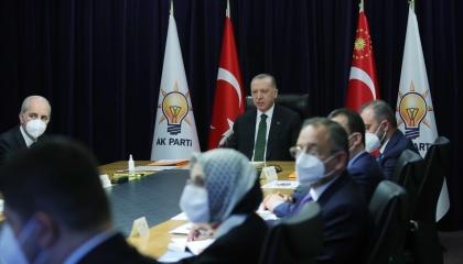 أردوغان يهدد بتصفية أكبر حزب معارض: لا مكان لـ«الشعب» في مستقبل تركيا