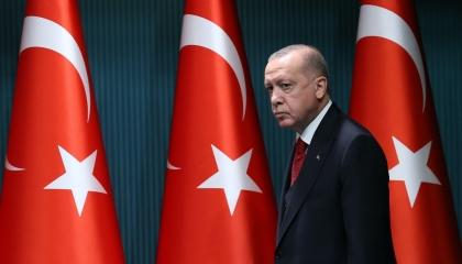 أردوغان يتضامن مع أذربيجان ويدافع عن إيران ويطالب بدعم دولة غير معترف بها