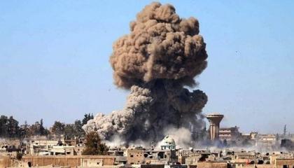 الاحتلال التركي يرد على قصف مناطق «درع الفرات» بضرب 8 قرى سورية