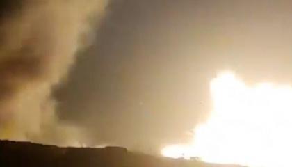 ارتفاع جرحى القصف الصاروخي على مدينتي الباب وجرابلس السوريتين إلى 18 مصابًا