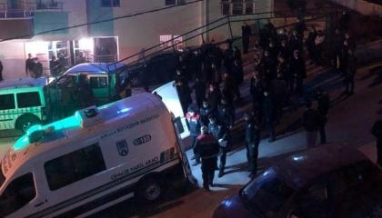 طالب جامعي تركي يطعن شقيقه 11 طعنة لعدم إلقاء القمامة!