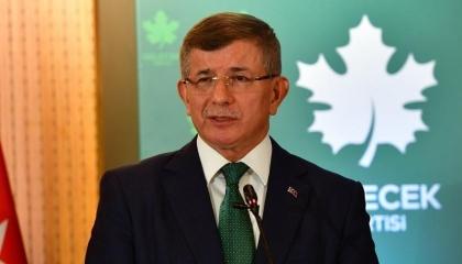 أحمد داود أوغلو: أردوغان تعمد إبعاد تركيا عن عضوية الاتحاد الأوروبي