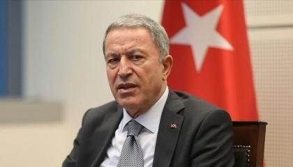 وزير الدفاع التركي: احترام مصر لجرفنا القاري «تطور مهم نتوقع أن يستمر»