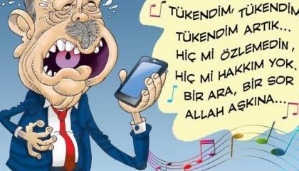 كاريكاتير: سياسة بايدن تجاه أردوغان «الصمت والتجاهل»!