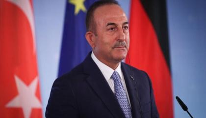 جاويش أوغلو يلتقي بأعضاء المجلس الاستراتيجي بين تركيا أوزبكستان