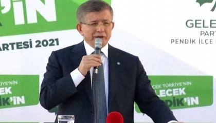 رئيس حزب المستقبل التركي لأردوغان: لماذا تنحني أمام الصين الآن؟