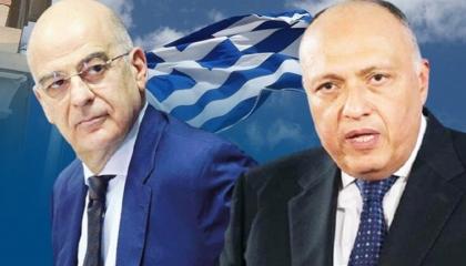 وزير خارجية اليونان: مناقصة مصر للتنقيب في المتوسط شأن فني خاص بالقاهرة
