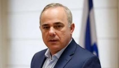 وزير الطاقة الإسرائيلي: نتمنى التعاون مع تركيا لمد الغاز إلى أوروبا