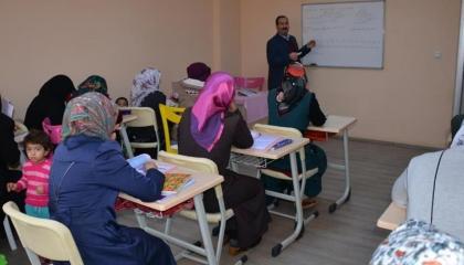 الأمية تتفشى في تركيا.. 3 ملايين سيدة بلا تعليم!
