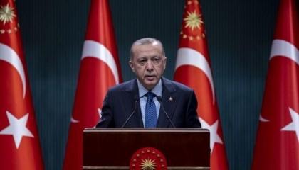 أردوغان: سفينة «القانوني» الثالثة تستعد لإجراء تنقيب عميق في أبريل