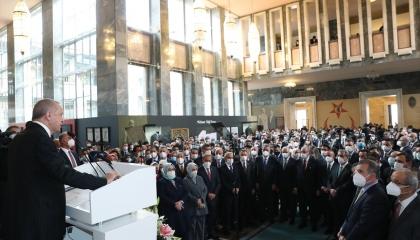 أردوغان يهدد نحو مليون تركي بـ«الإبادة»: أعداء الوطن.. وسنمزقهم!