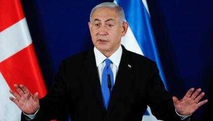 نتنياهو يعلن زيادة تواتر الضربات الجوية على قطاع غزة