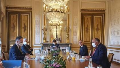 إشادة مصرية أوروبية بحكومة الوحدة الوطنية الجديدة في ليبيا