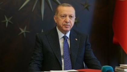 أردوغان: النشيد الوطني هو القيمة المشتركة لـ84 مواطن تركي ضمنهم الأكراد