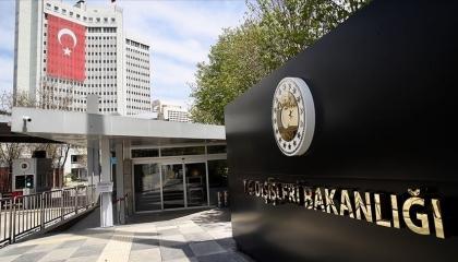 الخارجية التركية تدين قرار محكمة أمريكية الإفراج عن قاتل قنصل أنقرة بواشنطن