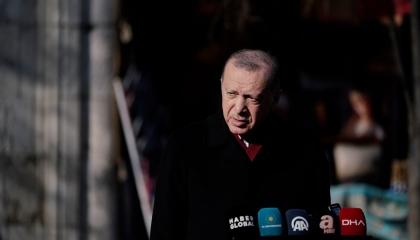 أردوغان: تعاوننا الاستخباراتي مع مصر مستمر والمصريون ليسوا غرباء عنا
