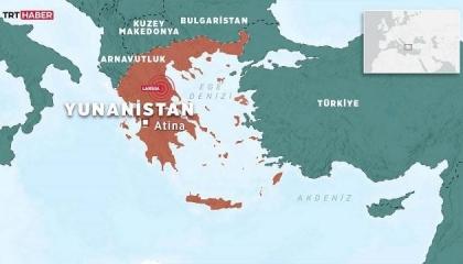 زلزال بقوة 5.2 درجة على مقياس ريختر يضرب اليونان