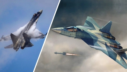 روسيا: مستعدون لتزويد تركيا بمقاتلات «سو-35» و«سو 57»