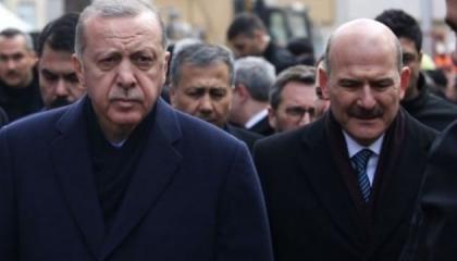 أردوغان يُعزي وزير الداخلية التركي في وفاة والدته