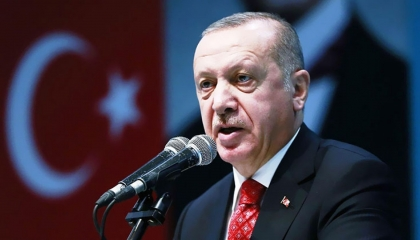أردوغان بشأن إهدار 128 مليار دولار: صرفناها على كورونا.. ويعاود: موجودة