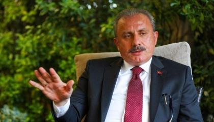 رئيس البرلمان التركي: نرفض ادعاءات البرلمان الأوروبي الكيدية ضد بلدنا