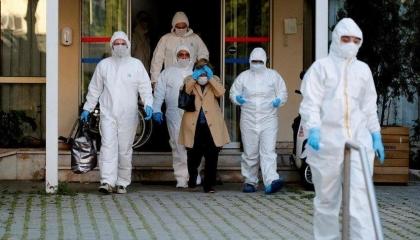 تركيا تسجل 71 وفاة بكورونا.. والإصابات تقترب من 17 ألف حالة في يوم واحد