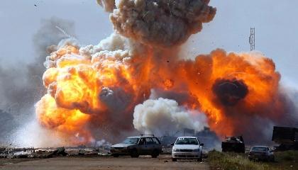 الجيش الليبي يكشف تفاصيل عملية تدمير أوكار تنظيم «القاعدة» في أوباري