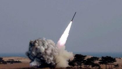 هجوم صاروخي على شمال سوريا قرب منشآت لتكرير البترول