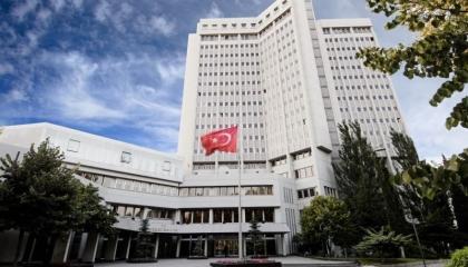 الخارجية التركية تدين الهجوم الإرهابي في مالي