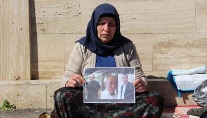 تركيا تعتقل سيدة مسنة طالبت بمحاكمة قتلة زوجها وابنيها في شانلي أورفة