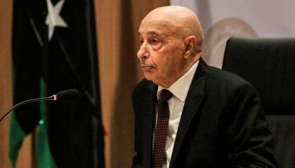 رئيس البرلمان الليبي يطالب بإجلاء المرتزقة: حان الوقت لنتسامح