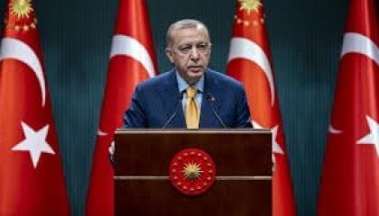 أردوغان: سنورث شبابنا تركيا قويةً عظيمةً ونعتزم الارتقاء بمكانتها عالميًا