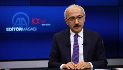 وزير المالية التركي: برنامج الإصلاح الاقتصادي يثير اهتمام العديد من الدول