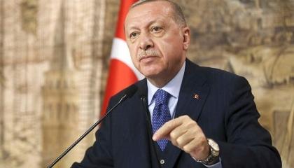 أردوغان: الشعب المصري لا يفكر بطريقة تناقضنا
