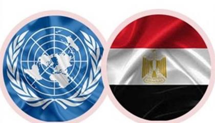 وفد مصر الدائم ينتقد عنصرية الغرب في رده على بيان مجلس حقوق الإنسان الأممي